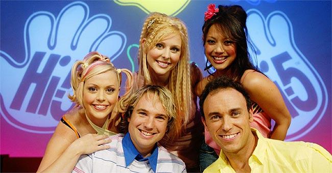 Image result for high 5 tv 2005